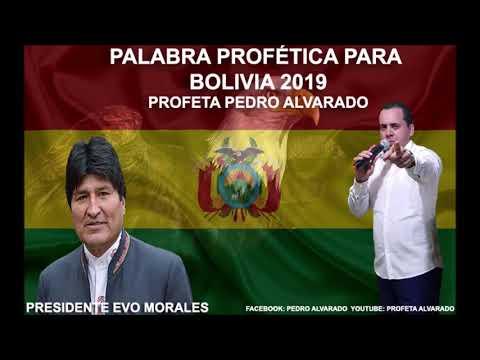 Palabra Profética Para Bolivia