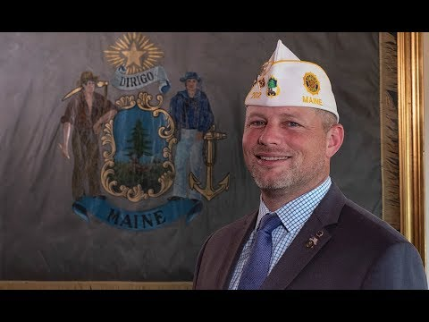 I Am The American Legion: Matt Jabaut