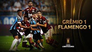 Resumen | Grêmio 1-1 Flamengo | Semifinal CONMEBOL Libertadores (Ida)
