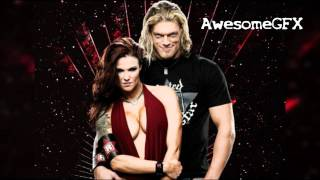 Edge & Lita 1st WWE Theme Song - Metalingus [High Quality + Download Link]