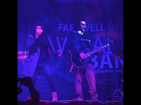Sawaal Band live Concert Pashto Rock Song | JANAAN at Abasyn University