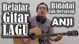 Video Belajar Gitar Lagu - Bidadari Tak bersayap (ANJI) download MP3, 3GP, MP4, WEBM, AVI, FLV Januari 2018