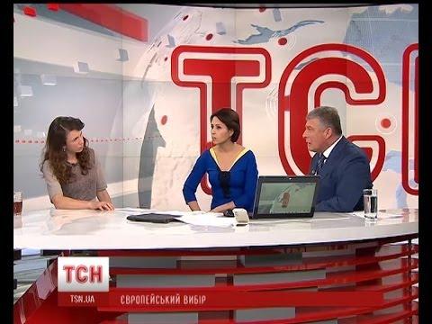 Чорновол посварилась з Червоненко у прямому ефірі ТСН
