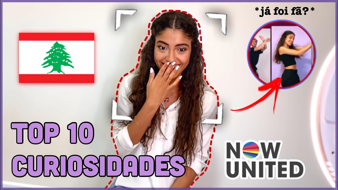 TOP 10 CURIOSIDADES SOBRE A NOUR ARDAKANI - 16° Integrante do Now United ❤️