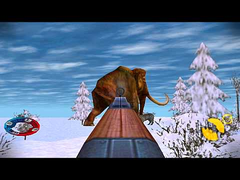 Carnivores: Ice Age PlayStation Minis trailer