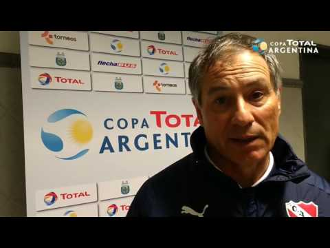 Ariel Holan - DT de Independiente