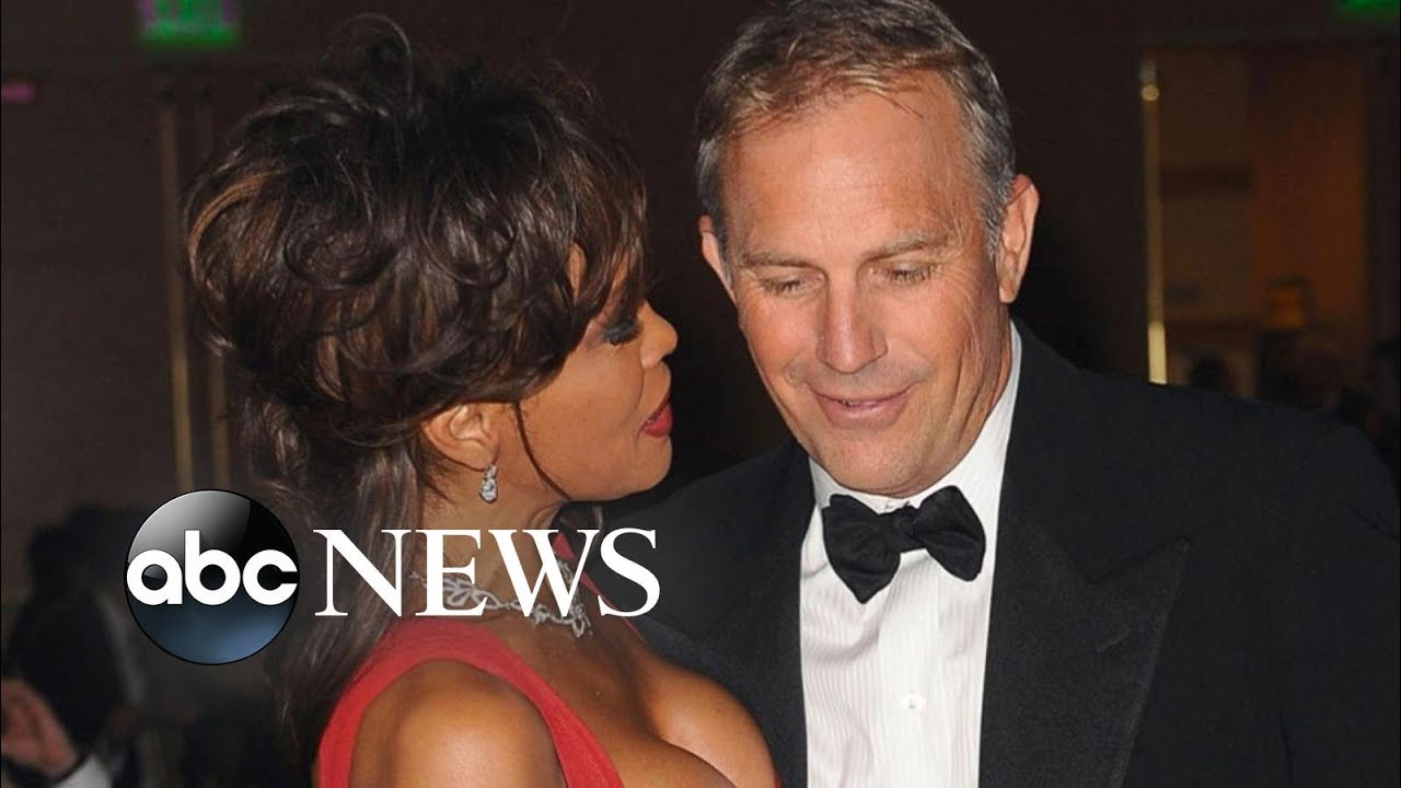 'GMA' Hot List: Kevin Costner remembers Whitney Houston in 'The Bodyguard'