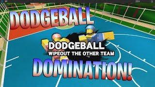 DOMINAZIONE DODGEBALL! [ROBLOX DODGEBALL]