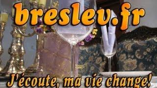 breslev, Chabbat FAIRE DE MA VIE UNE GRANDE FETE, Rav IFRAH