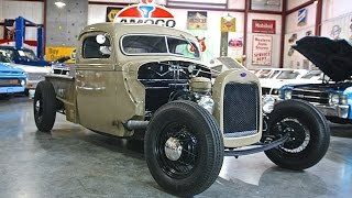 ***SOLD*** 1936 Ford F100 Truck, Custom Build, 350 Auto, For Sale, Passing Lane Motors