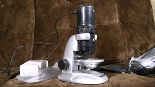 Recording Microscopes Review | Ashens