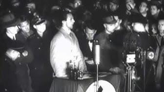 10. Mai 1933 - Bücherverbrennung auf dem Berliner Opernplatz