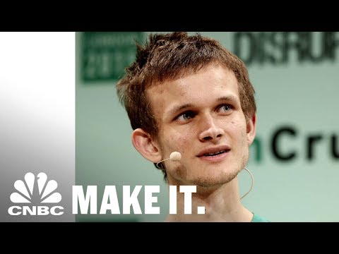 Meet Vitalik Buterin, The 23-Year-Old Founder Of Bitcoin Rival Ethereum | CNBC Make It.