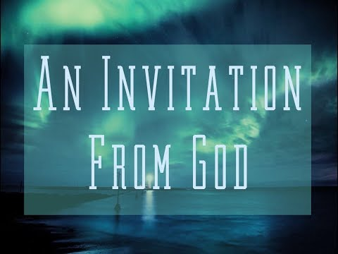 An Invitation From God - Awaken Ministries