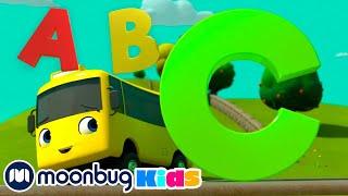 ABC Song | Lellobee City Farm | ABCs 123s | Kids Songs | Nursery Rhymes