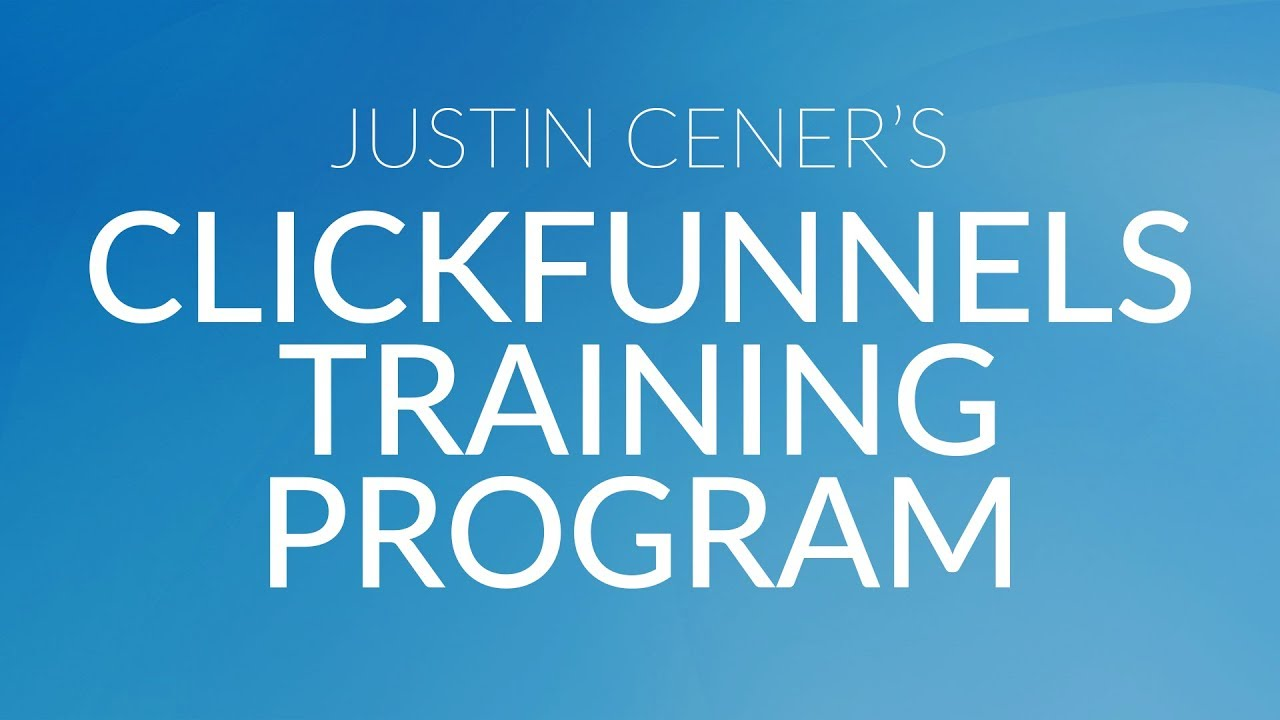 Clickfunnels Course - An Overview