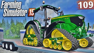 Farming Simulator 2015 - Aluguel de Tratores