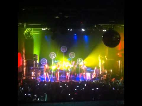 Fifth Harmony performing 'I Knew You Were Trouble' by Taylor Swift (instagram video)
