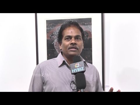 Sajid Bin Amar Painter & Print Maker Speaks At Woodcut 2015 Art Exhibition - Hybiz.tv