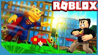 DEVENIR LE PLUS FORT SUPER-HÉROS DANS ROBLOX SUPER POWER SIMULATEUR DE FORMATION