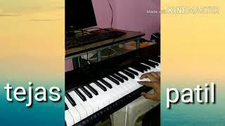 Khanivade gavamadhi piano song by Tejas patil..