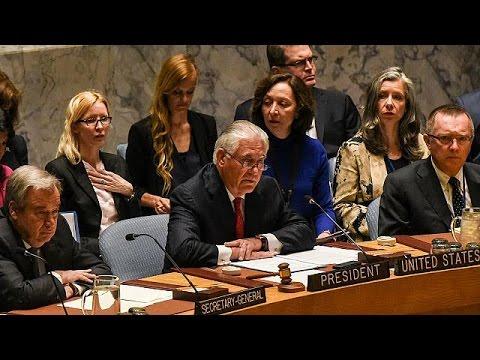 Kuzey Kore krizi yeniden BMGK'nın gündeminde
