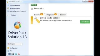 Como Utilizar Driver Pack Solution 13 [Facil 2014]