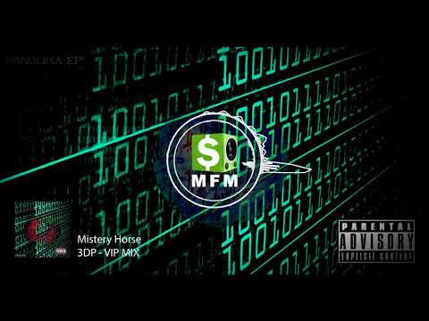 Mistery Horse - 3DP - VIP MIX FREE Big Room Music For Monetize