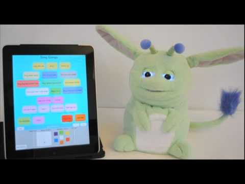 popchilla as an autism therapy tool prototype ipad app youtube - Prototype Ipad App