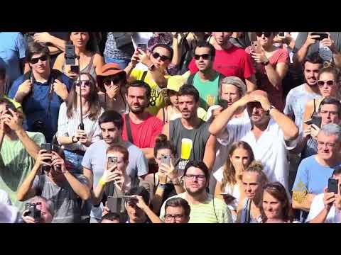هذا الصباح- مهرجان للأبراج البشرية بمدينة برشلونة  - نشر قبل 10 دقيقة