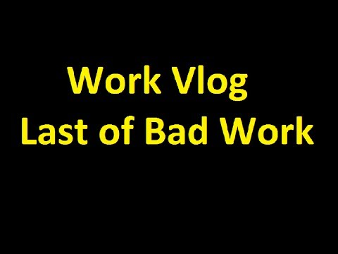 Awful Work Bad Job ~ Video Employment ~ Behind the Scenes