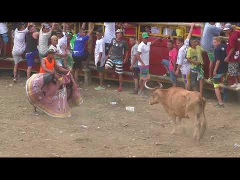 Corralejas Fiesta de los Diablitos - Santa Fe de Antioquia 24/12/2017