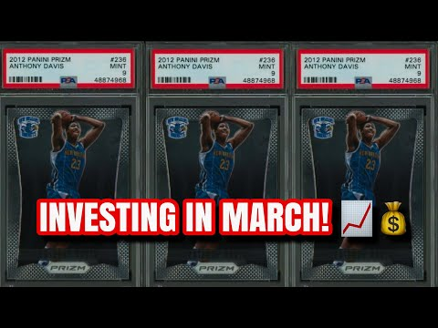 Best Sports Cards to Invest in March 2021 for Big Profits!
