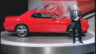 2009 Dodge Challenger Family Reveal V8TV-Video