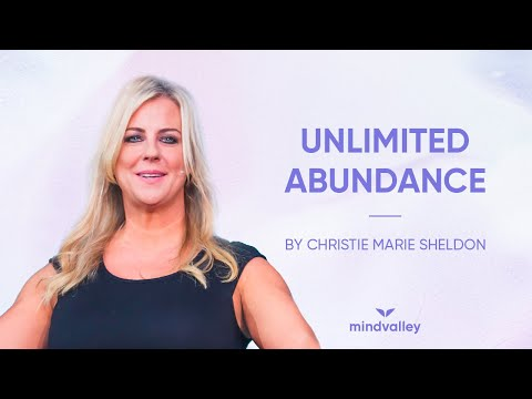 Unlimited Abundance With Christie Marie Sheldon