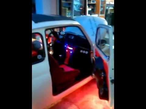 Fiat 500 r impianto stereo da paura youtube - Impianto stereo da camera ...