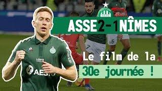 ASSE 2-1 Nîmes : le film du match