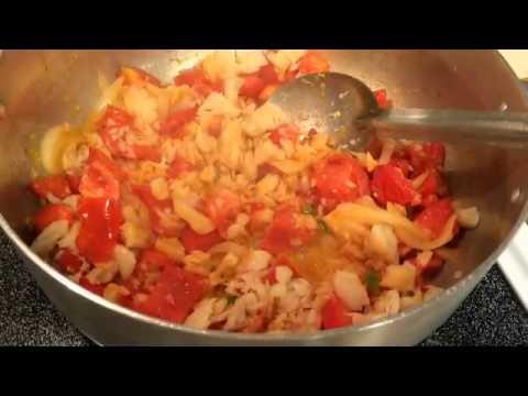 SHAIL'S KITCHEN Stewed Saltfish Saltfish Stew