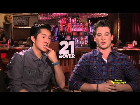 21 & OVER Stars Ridicule Each Other (with love)