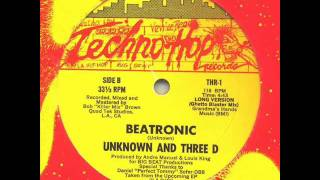 Unknown DJ & Three-D - Beatronic
