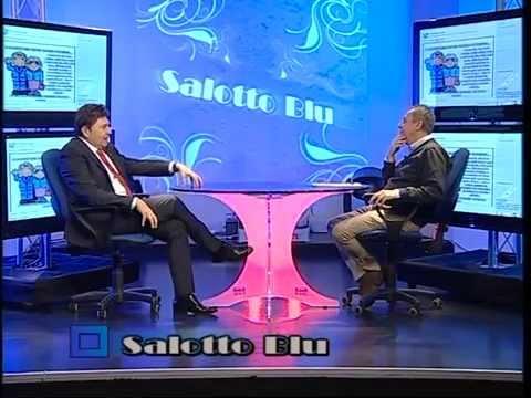 Amilcare Renzi ospite di Salotto Blu - prima parte - YouTube