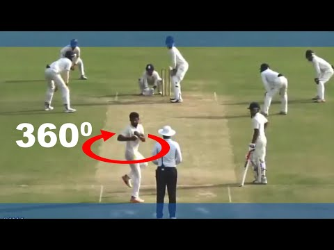 "Top 5 Most Weirdest Bowling Actions In Cricket ""360 Degree"" #cricket #worldcup #2019"