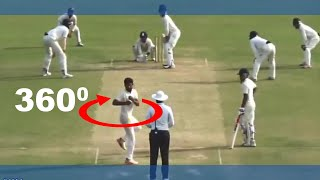 """Top 5 Most Weirdest Bowling Actions in Cricket """"360 Degree"""""""
