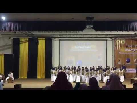 Mission Impossible X Faded ( Angklung Version )