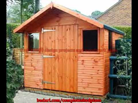 Best 70 Shed Building Plans 12x12 In Woodworking Projects