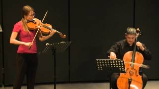 Beethoven Duo for Viola & Cello
