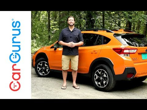 2018 Subaru Crosstrek | CarGurus Test Drive Review