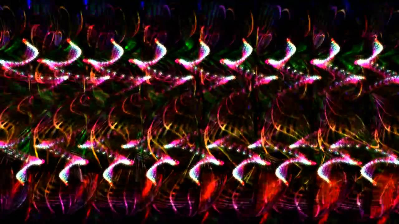 Hyperspace 3d Wallpaper Focal Meditation Binaural Stereogram Youtube