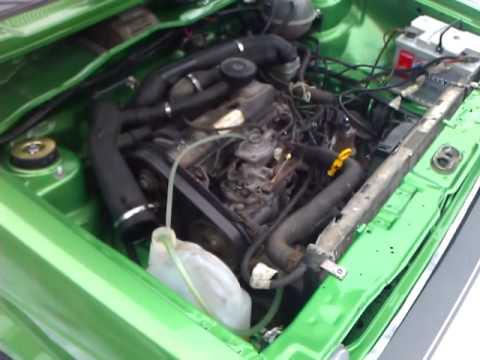 vw caddy mk1 diesel 59kw engine start after rebuilt youtube. Black Bedroom Furniture Sets. Home Design Ideas
