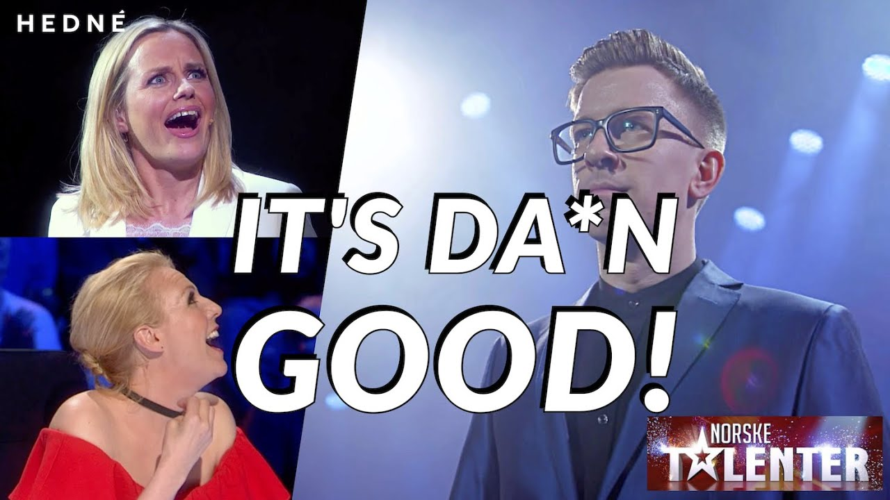 Download TIMETRAVELCARD MAGIC! HEDNÉ does an incredible performance! | Norway's Got Talent 2017 (SUBTITLED)